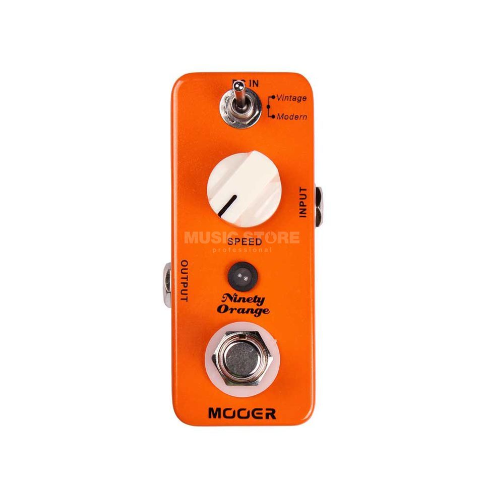 Mooer Audio Ninety Orange Phaser  Produktbillede