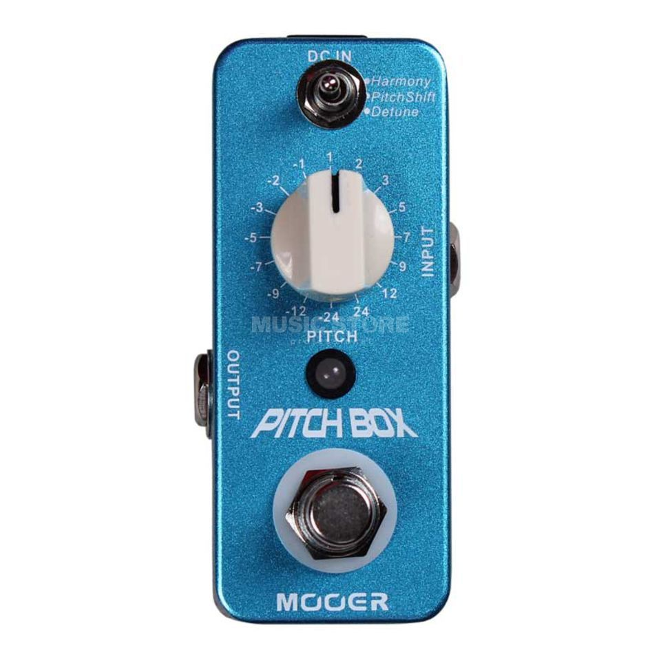 Mooer Audio Pitch Box Pitch Shifter/Detune Product Image