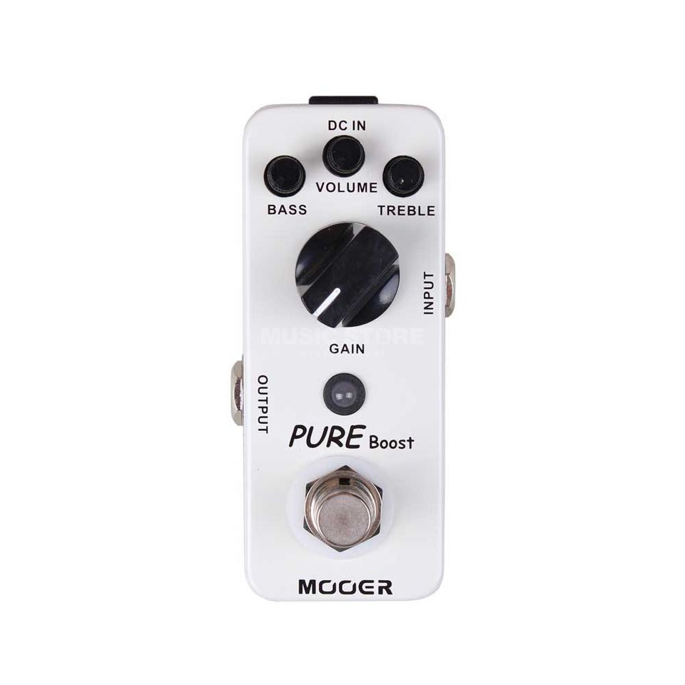 Mooer Audio Pure Boost Produktbild