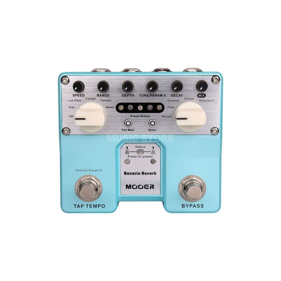 Mooer Audio Reverie Digital Reverb Product Image