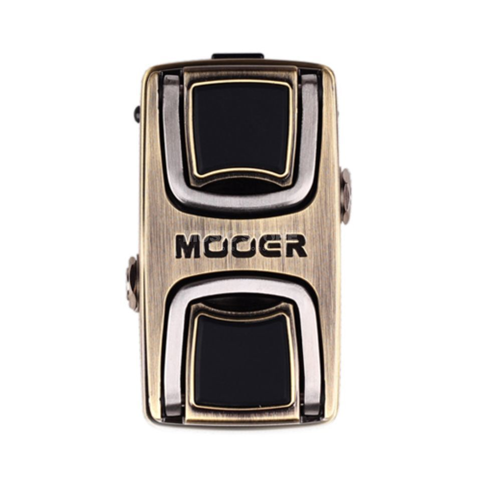 Mooer Audio The Wahter Classic Wah Produktbillede