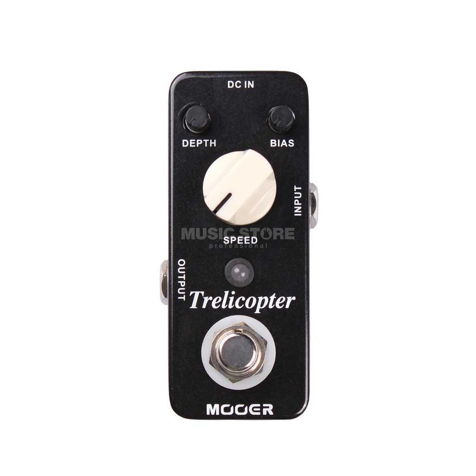 Mooer Audio Trelicopter Tremolo  Productafbeelding