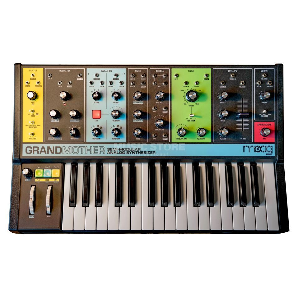 Moog Grandmother (UK) Product Image