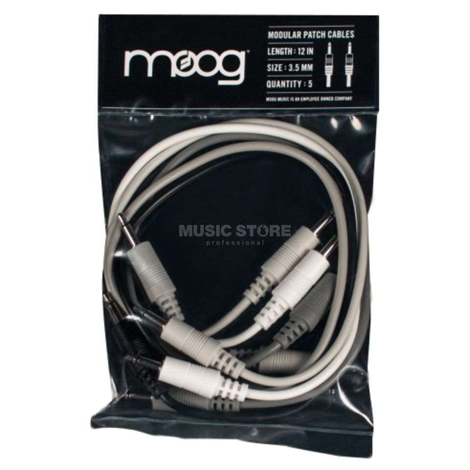 Moog Mother Patchkabel 30cm Produktbillede