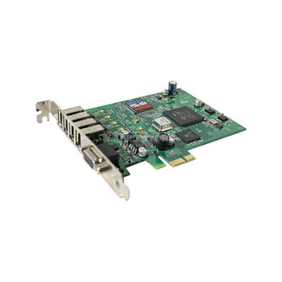 MOTU PCIe-424 Card High-Speed PCIe  Expansion Card   Product Image