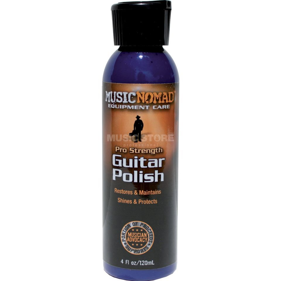 Music Nomad MN101 Guitar Polish 120ml Produktbillede