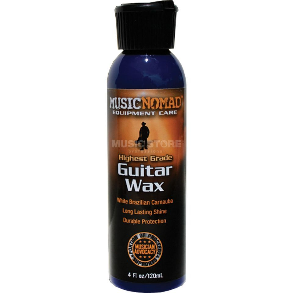 Music Nomad MN102 Guitar Wax 120ml Produktbild