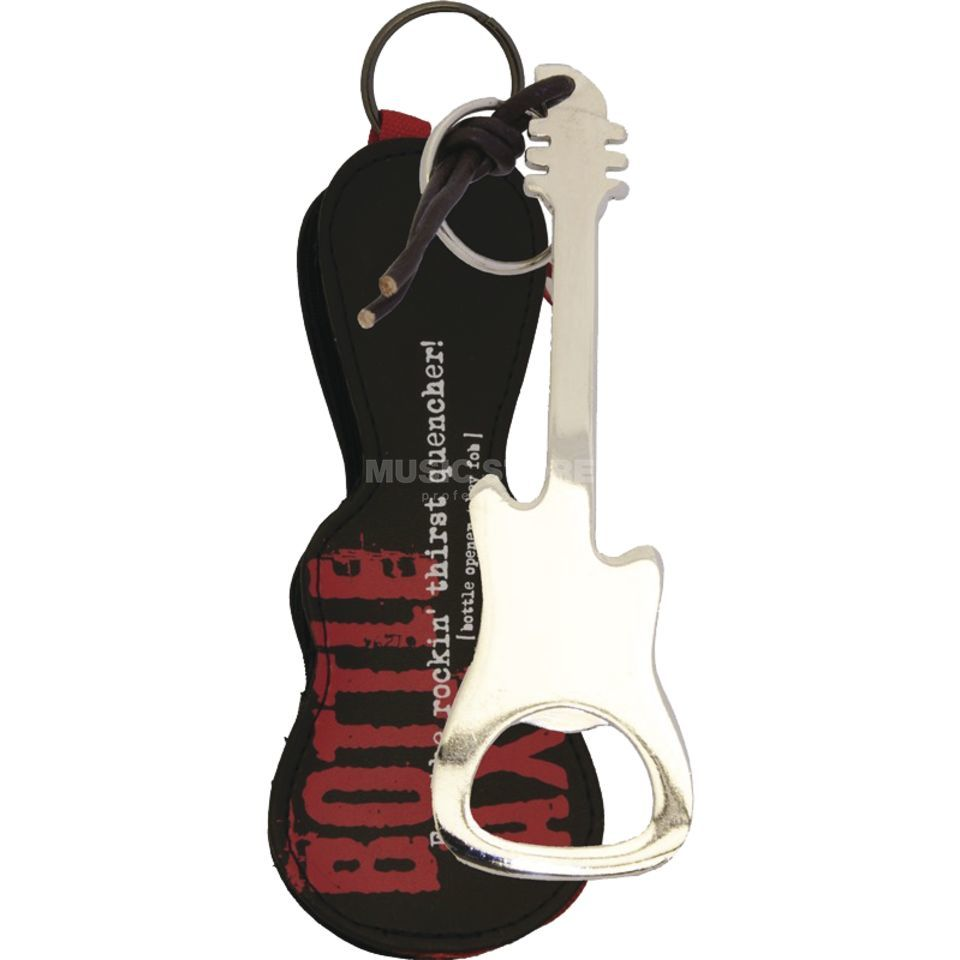 Music Sales Bottle Opener/Key Fob Silver Produktbillede