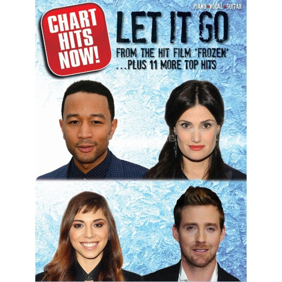 Music Sales Chart Hits Now! Let It Go ...Plus 11 More Top Hits Produktbild