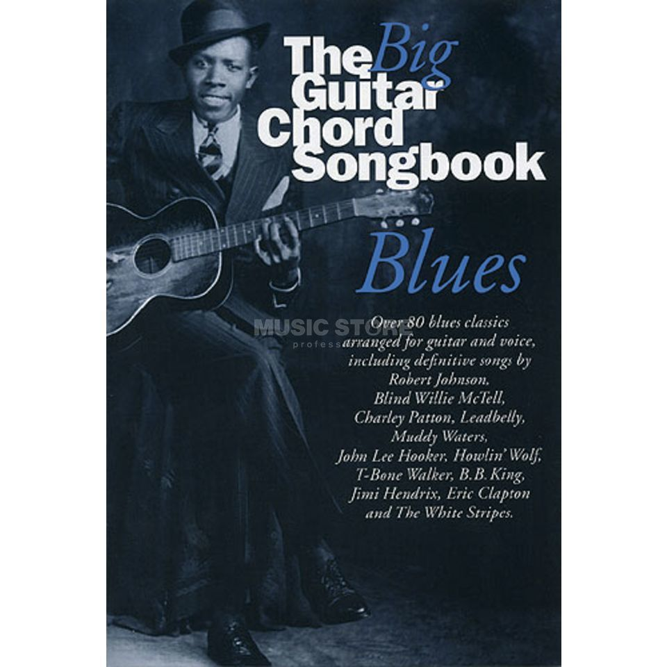 Music Sales Chord Songbook Blues Lyrics Chords
