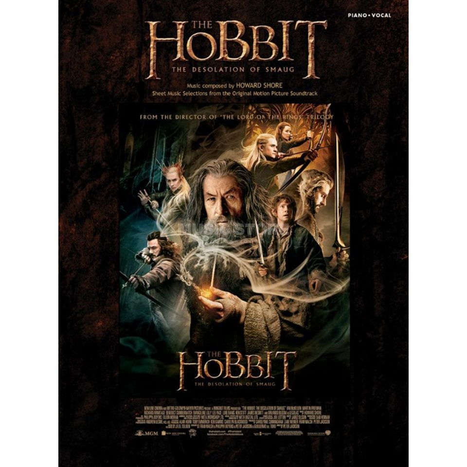 Music Sales Howard Shore: The Hobbit - Desolation Of Smaug Produktbild