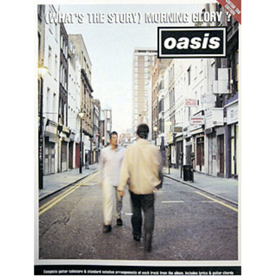 Music Sales Oasis - What´s the story morning glory TAB Produktbillede
