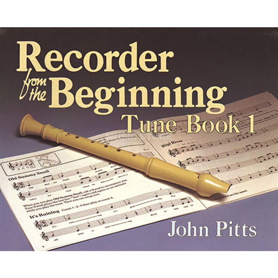 Music Sales Recorder Tunes From The Beginning 1, Pupil's Book Produktbild