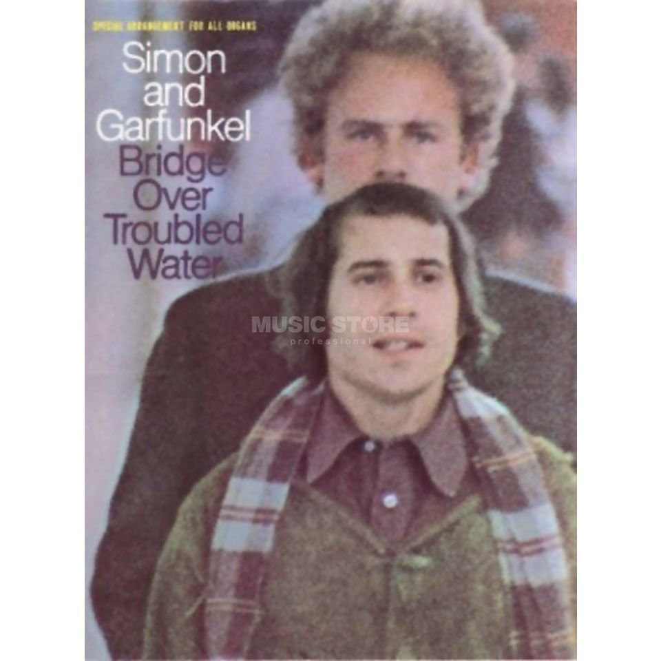 Music Sales Simon And Garfunkel: Bridge Over Troubled Water Produktbild
