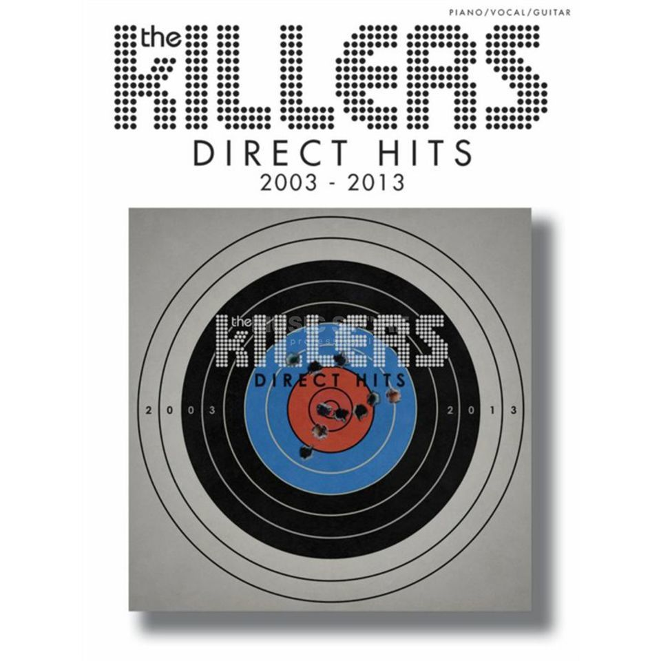 Music Sales The Killers: Direct Hits PVG Produktbillede