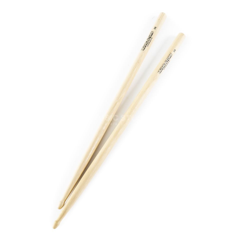 MUSIC STORE 5B Sticks, Hornbeam, Wood Tip Produktbillede