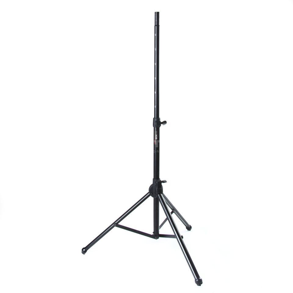 MUSIC STORE Box 10 Speaker Stand Pneumatic max. 50kg Productafbeelding