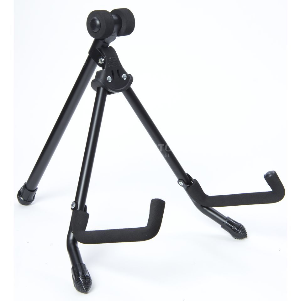 MUSIC STORE Compact Deluxe A-Guitar Stand Produktbild