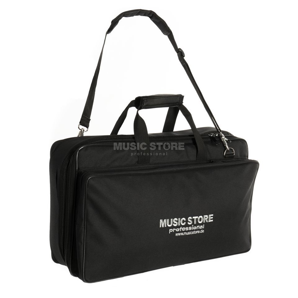 MUSIC STORE Deluxe Gigbag for Guitar Effect Pedals Produktbillede