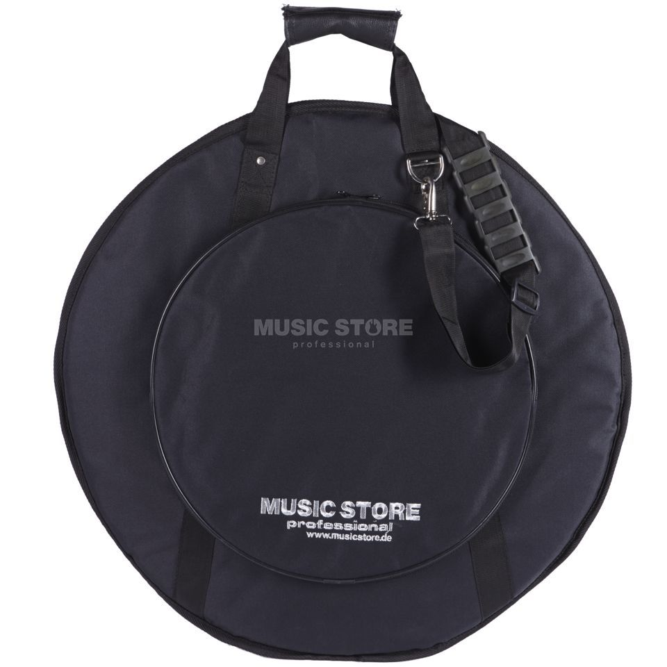 "MUSIC STORE Drumbag for 24"" Cymbals Product Image"
