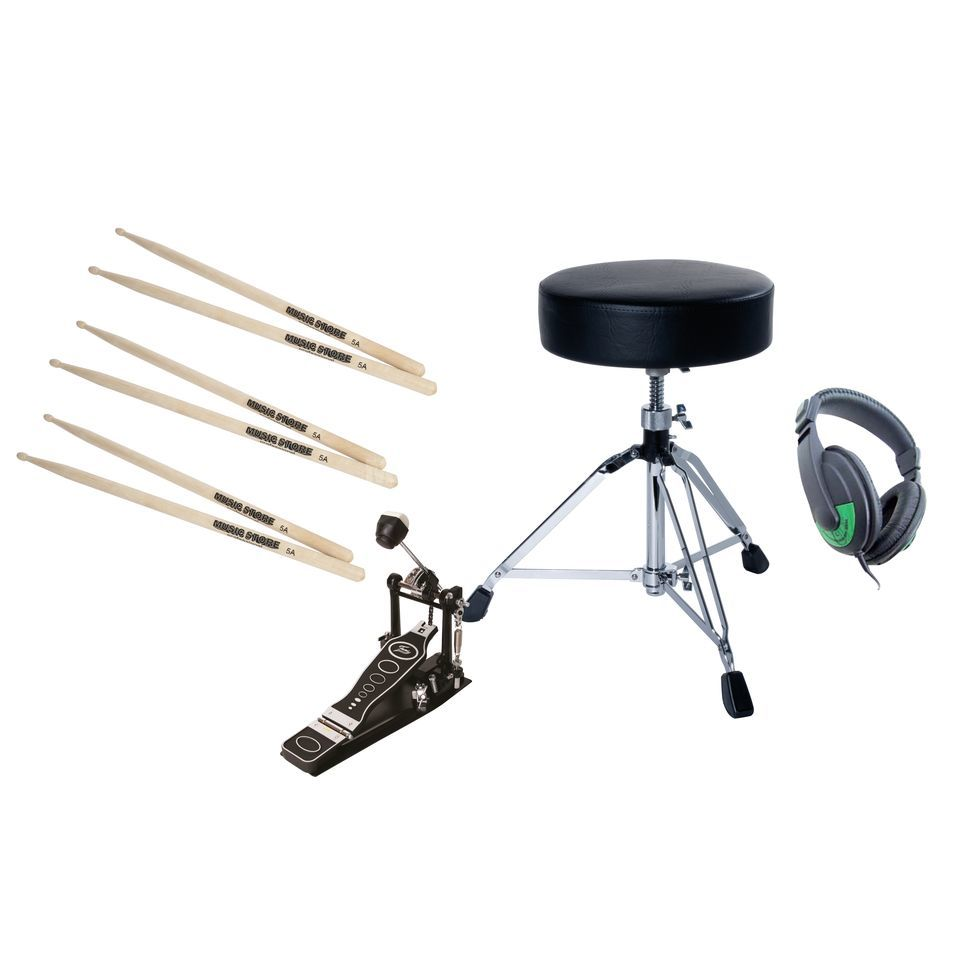 MUSIC STORE E-Drum ACC Pack 3 - Set Produktbild