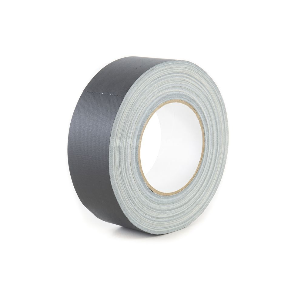 MUSIC STORE Gaffa-Tape Advanced black 50 Metres Long, 5cm Wide Produktbillede