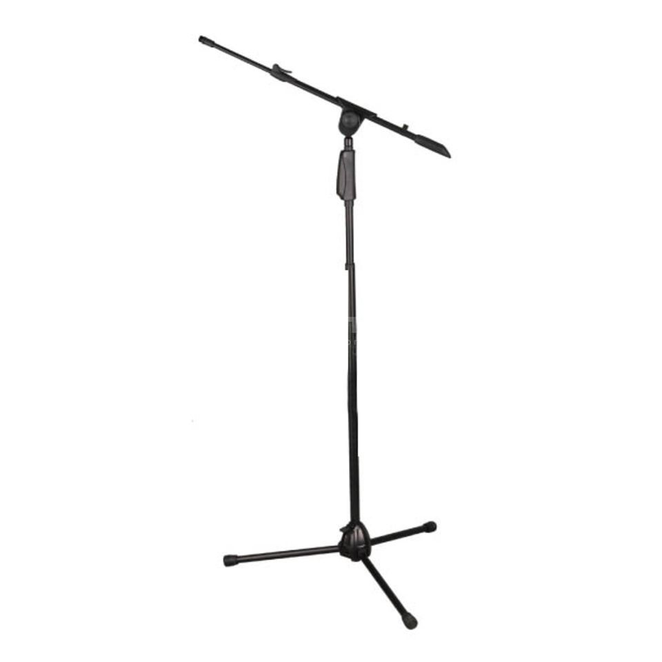 MUSIC STORE HG 2 Telescopic Microphone Stand, Black Produktbillede