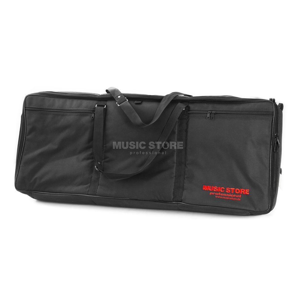 MUSIC STORE Keyboard Bag KC-24 II Size: 134 x 31 x 16cm 20mm Produktbillede