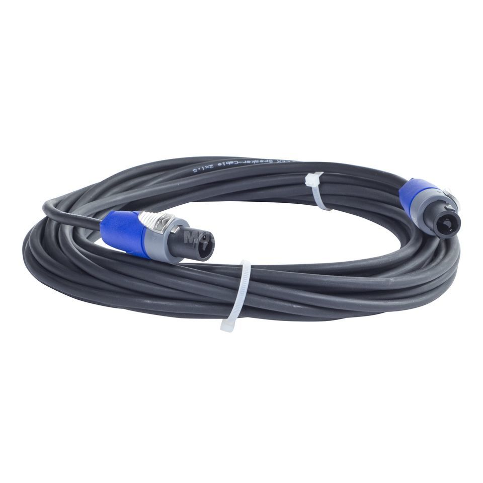 MUSIC STORE LS-Kabel 10m Speakon PRO 2x 1,5mm², Neutrikstecker Produktbild