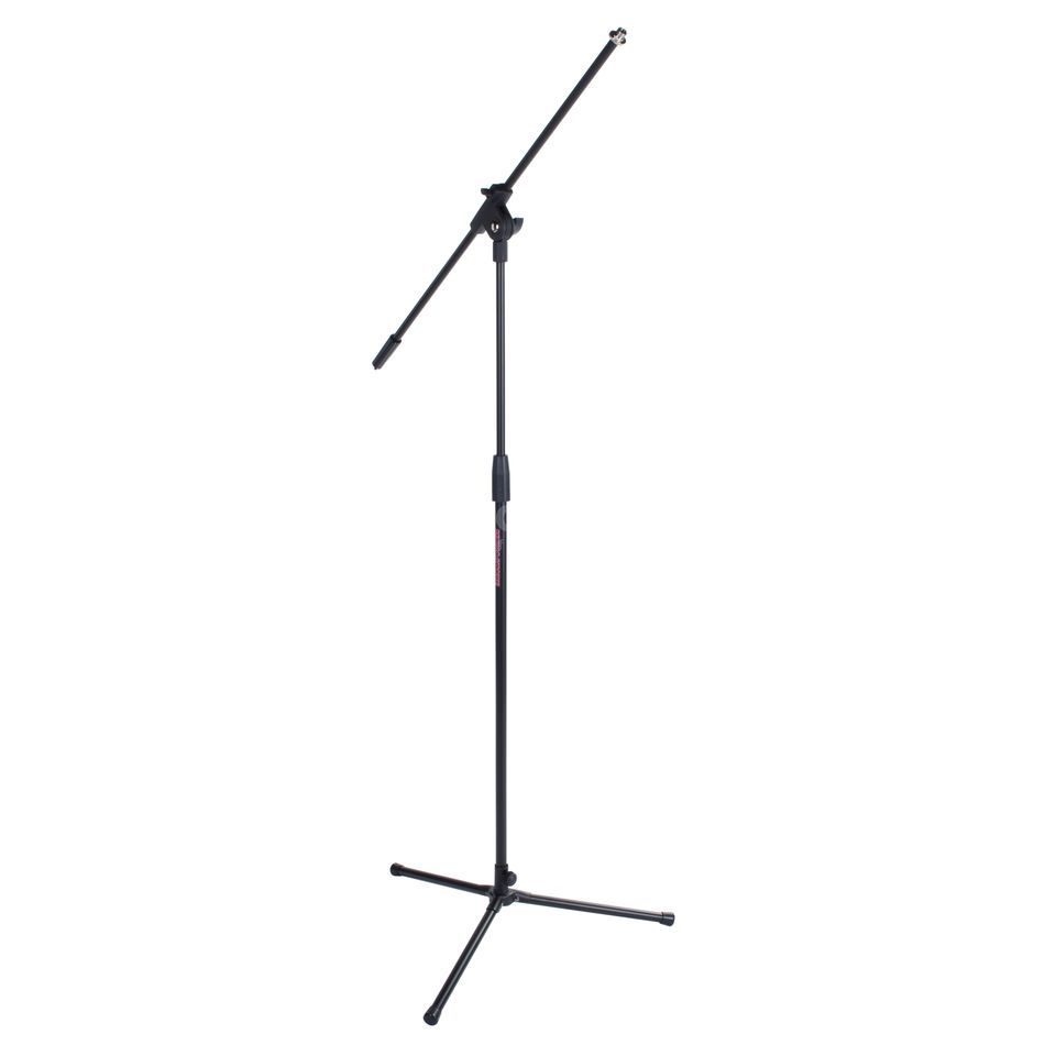 MUSIC STORE MIC 1 Microphone Boom Stand Black Produktbillede