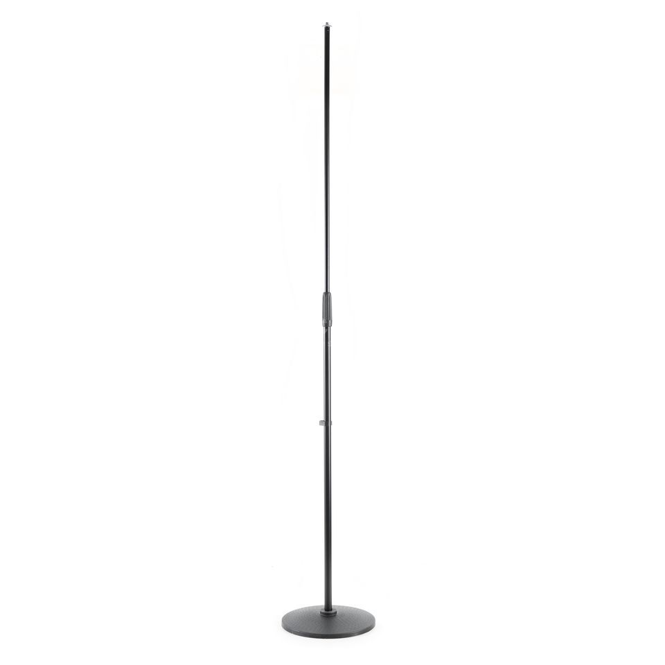 MUSIC STORE MIC 6A Microphone Stand Black Produktbillede