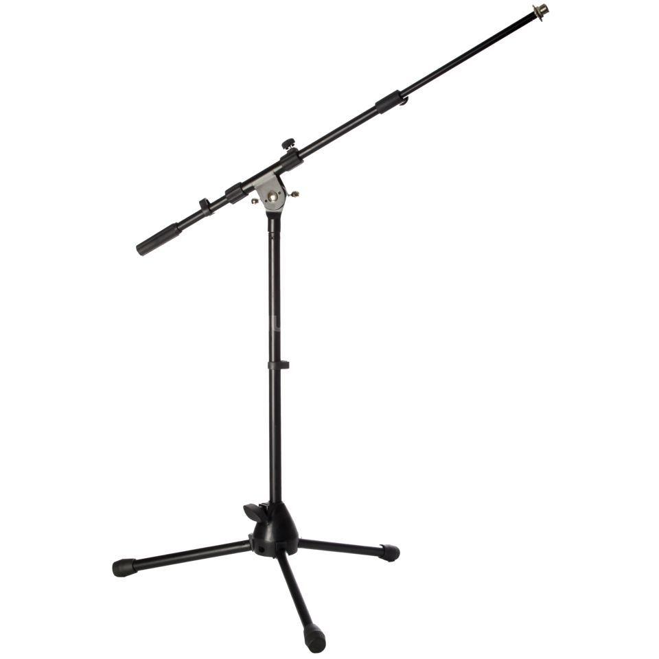 music store mic 7e pied micro grosse caisse noir tige t lescopique. Black Bedroom Furniture Sets. Home Design Ideas