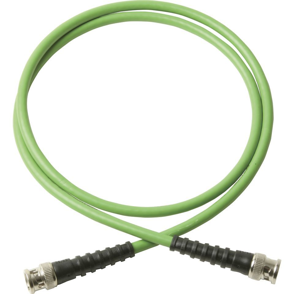 MUSIC STORE MTB 5,0 BNC-75 Wordclock Cable BNC-Connector, 75 ohm, 5m Produktbillede