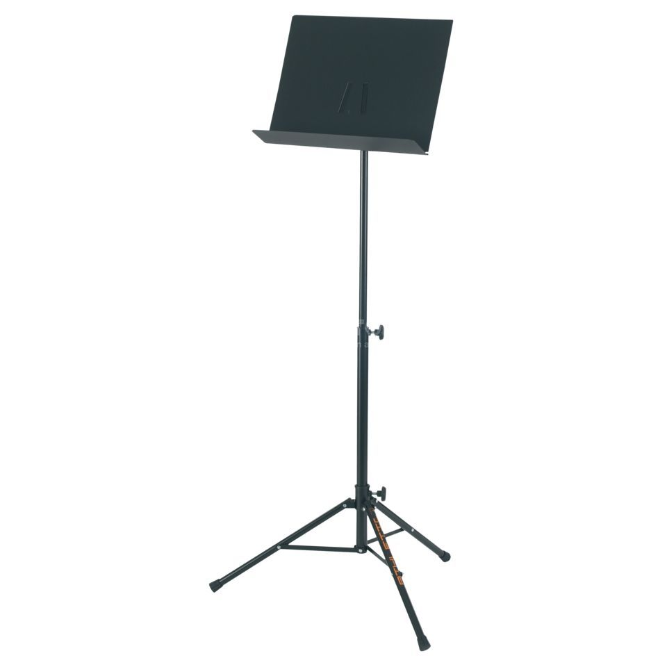 MUSIC STORE NP-3AL, Black Sheet Music Stand, Tripod Base Product Image
