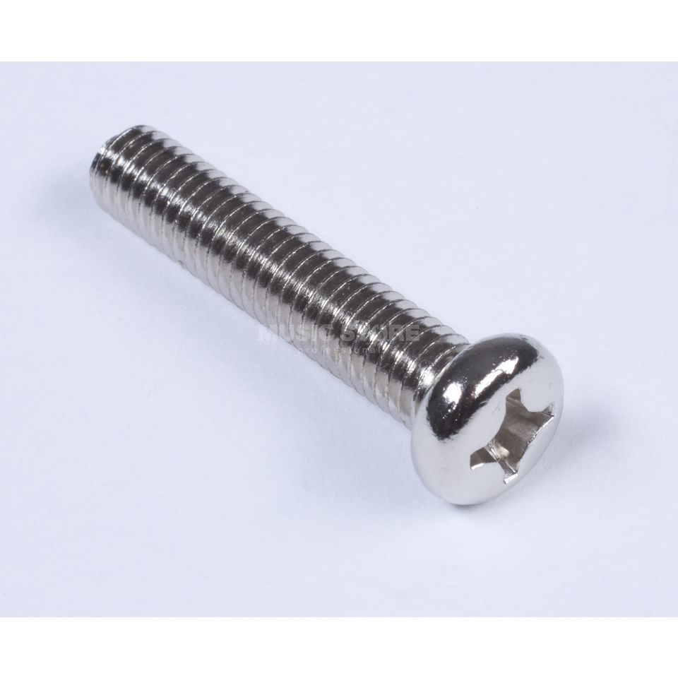 MUSIC STORE Rack Bolt M6 12x30mm Blister Pack x20 Produktbillede