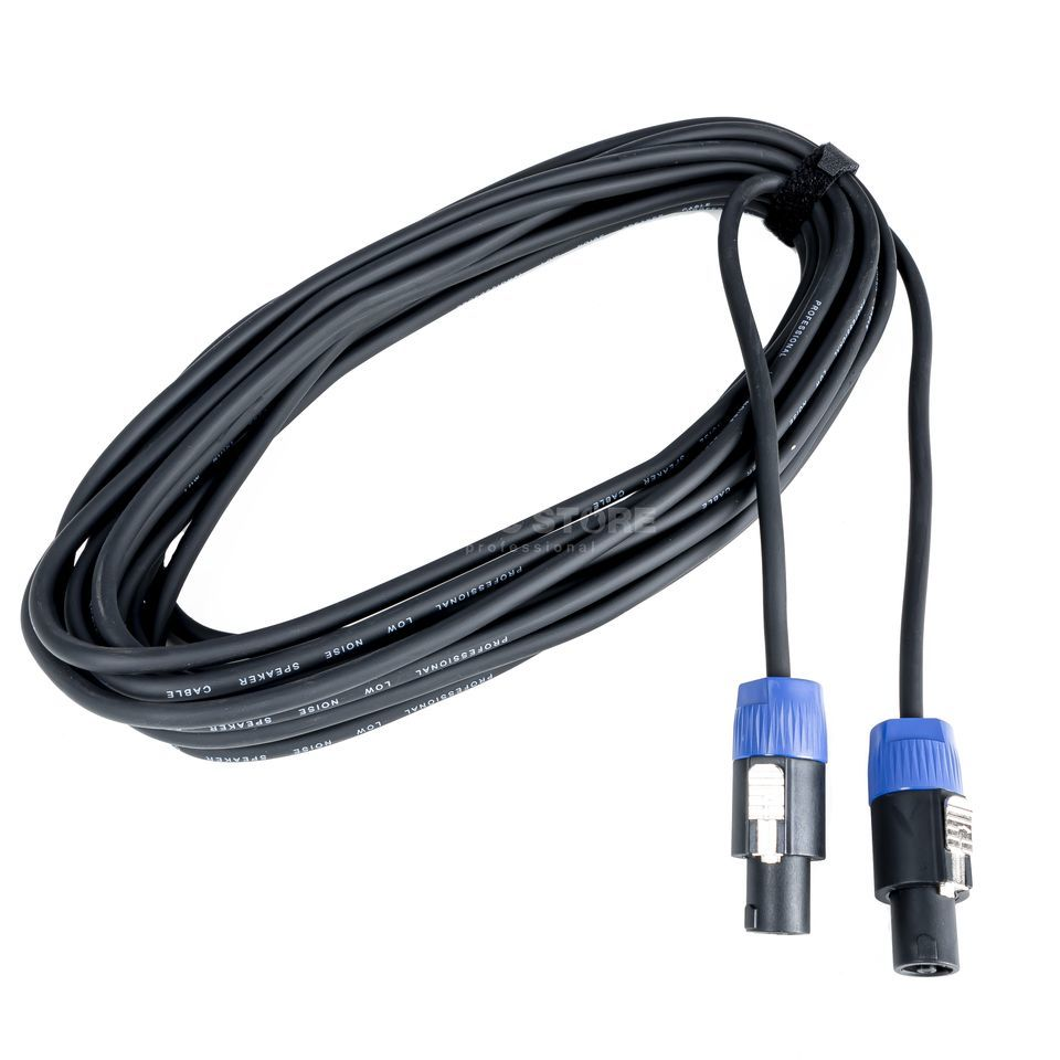 MUSIC STORE Speaker Cable 10m Speakon Compatible, Standard Product Image