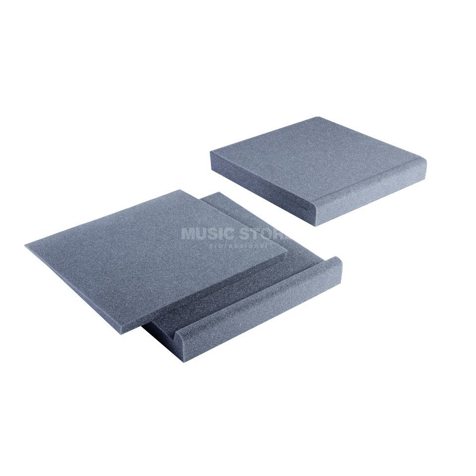 MUSIC STORE Speaker Pad Set XL 370x300x50 mm Produktbillede
