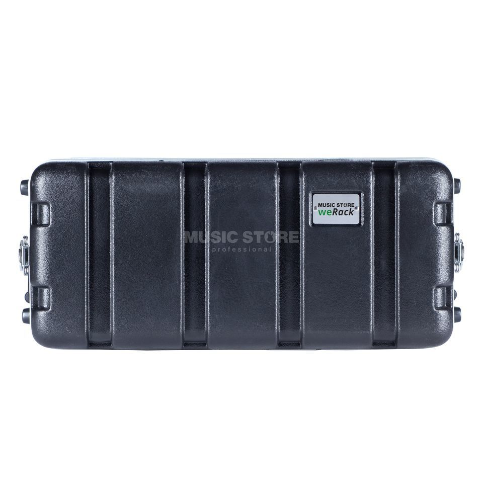 MUSIC STORE weRack 4HE PVC Case, 210mm depth Produktbillede