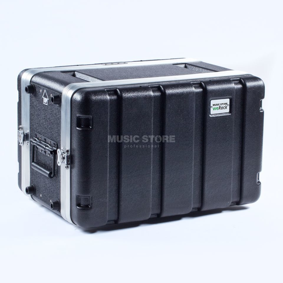 MUSIC STORE weRack 6HE PVC Case, 210mm Tiefe Produktbild
