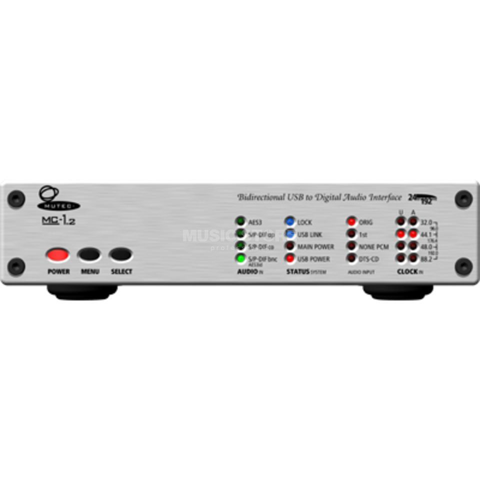 Mutec MC-1.2 USB Interface (ALU)  Produktbild