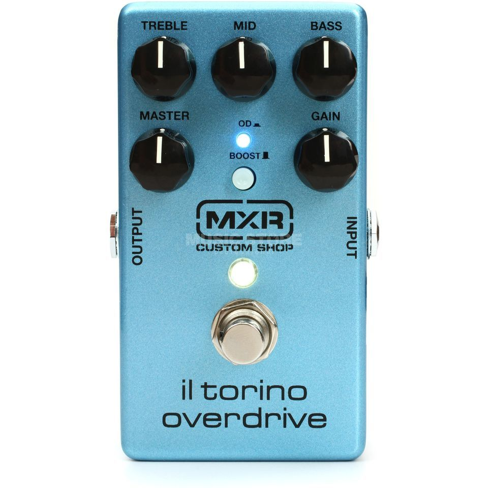MXR CSP033 Il Torino Overdrive  Product Image
