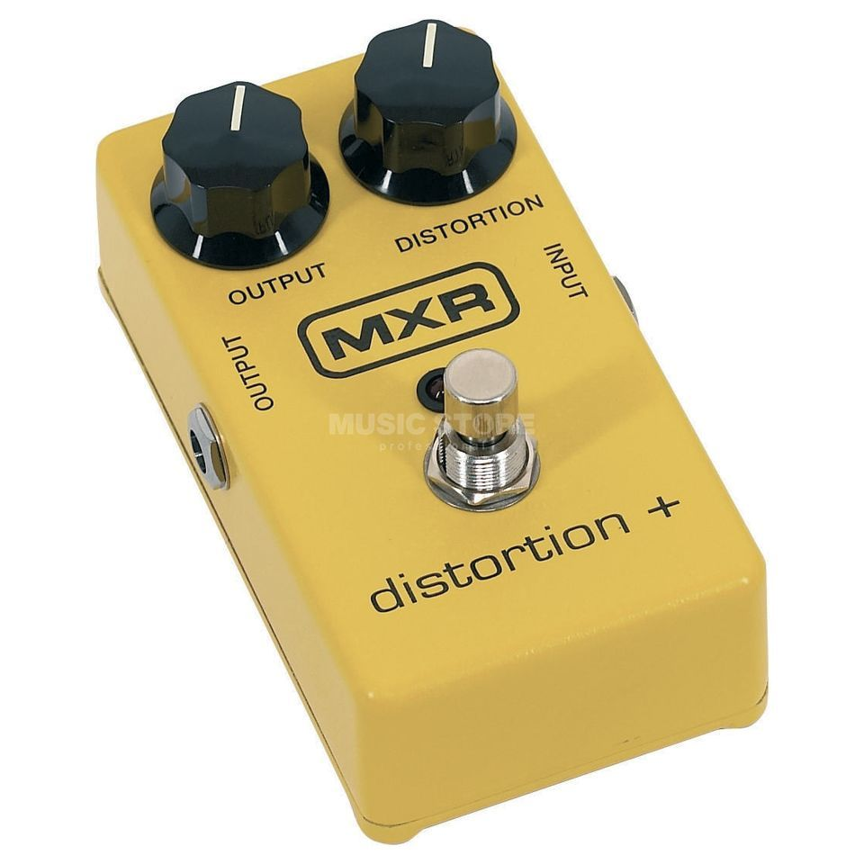 MXR M104 Distortion +  Produktbild