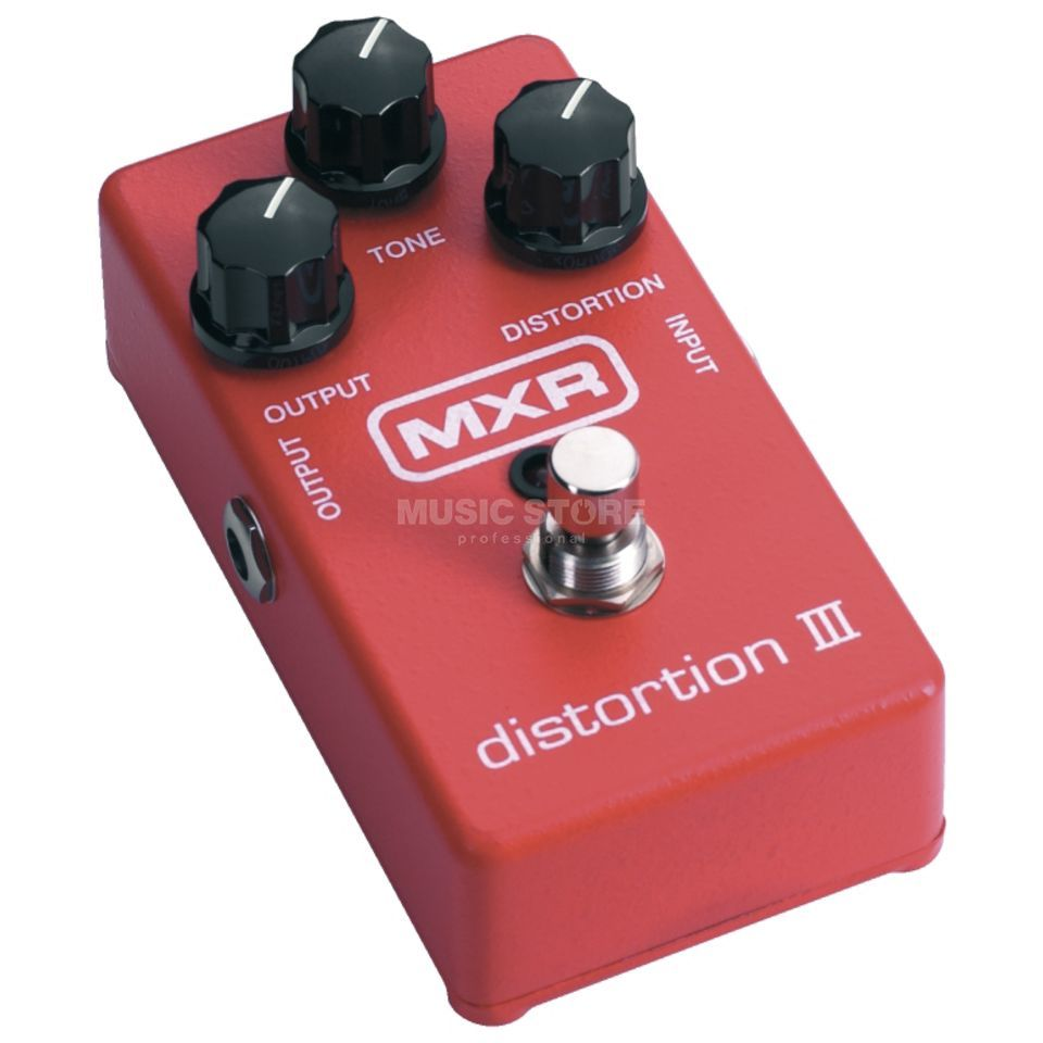 MXR M115 Distortion III Produktbillede