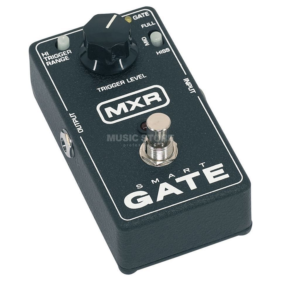 MXR M135 Smart Gate Guitar Effects  Pedal   Produktbillede