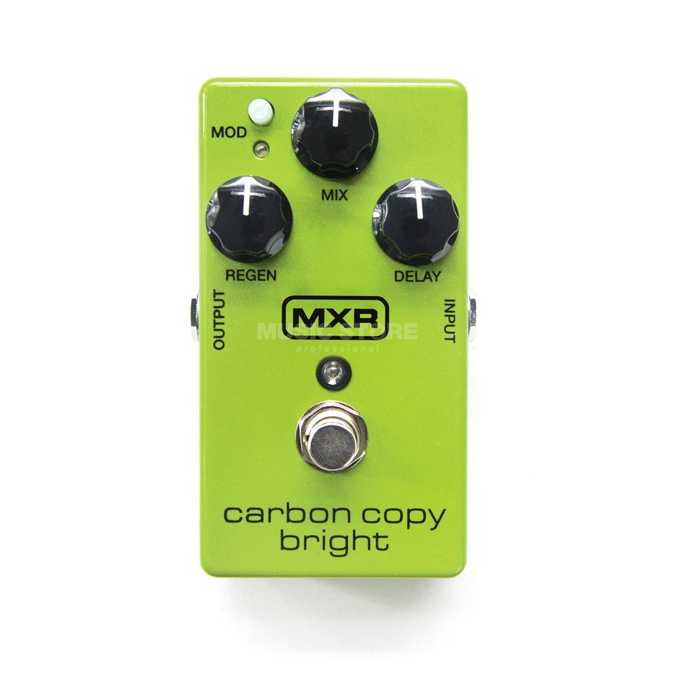 MXR M269SE Carbon Copy B-Stock Bright Produktbillede