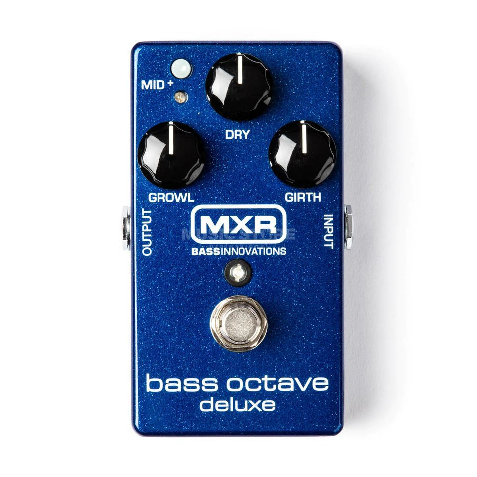 MXR M288 bas Octave Deluxe  Productafbeelding