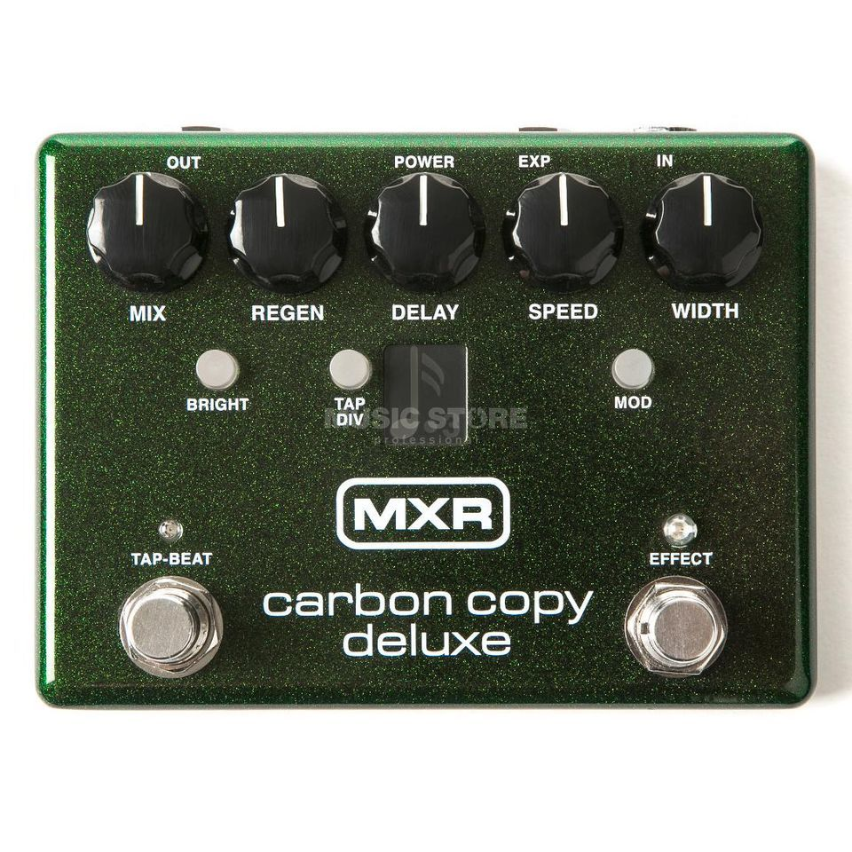 MXR M292 Carbon Copy Deluxe Product Image