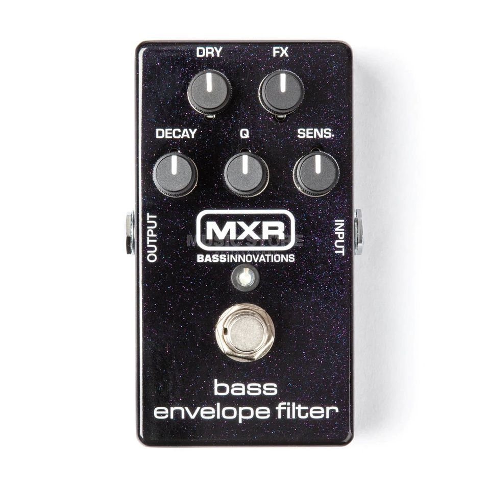 MXR M82 bas Envelope Filter  Productafbeelding