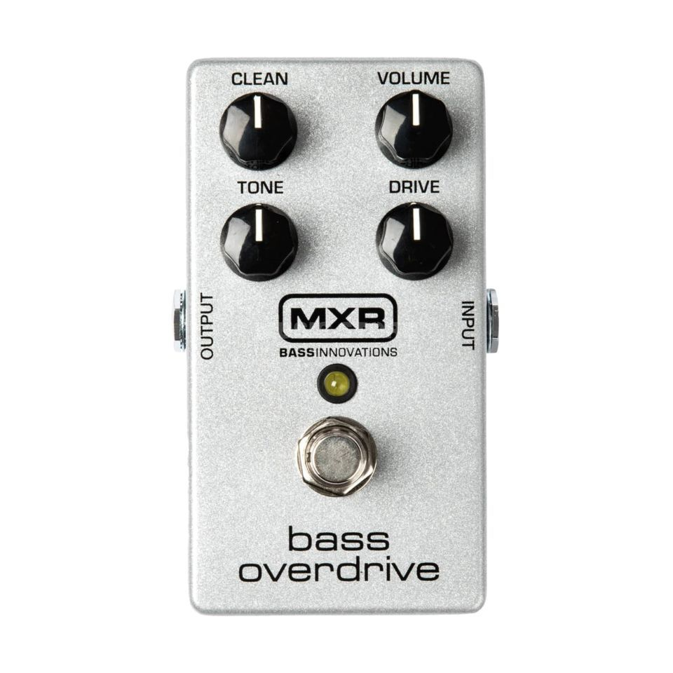 MXR M89 Bass Overdrive B-Stock Product Image