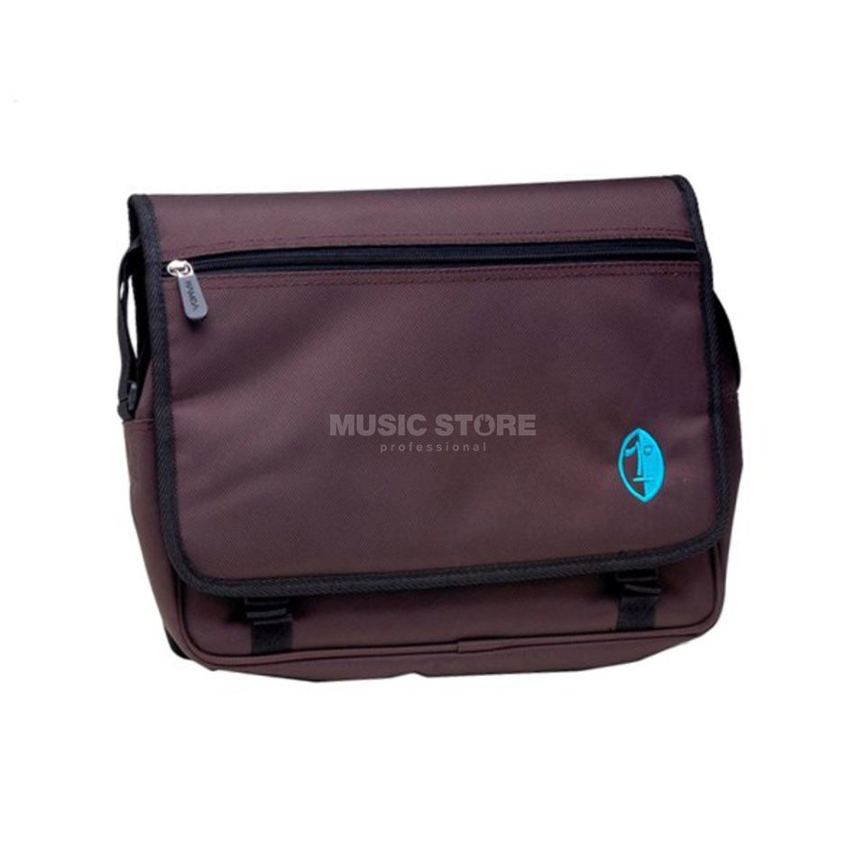 NAMBA GEAR Kucha iPad Messanger Bag brown/blue Produktbild